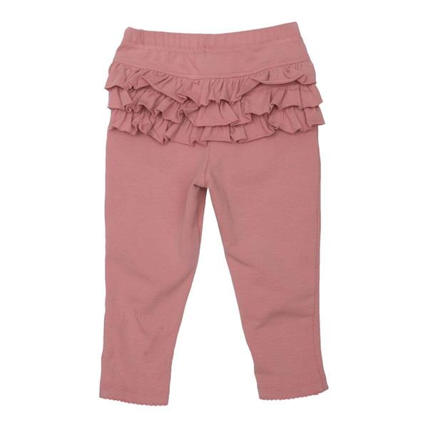 Little wonders TeaRose Leggings m/ Flæse
