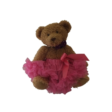 Angels Face - Bamse/ Newborn 56/62 - Tutu Skirt - Bright Pink