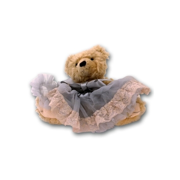 Angels Face - Bamse/ Newborn 56/62 - Tutu Skirt - Mist Lace