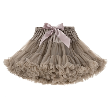 Angels face - Tutu Tyl Skirt - 3/4 år - Sable